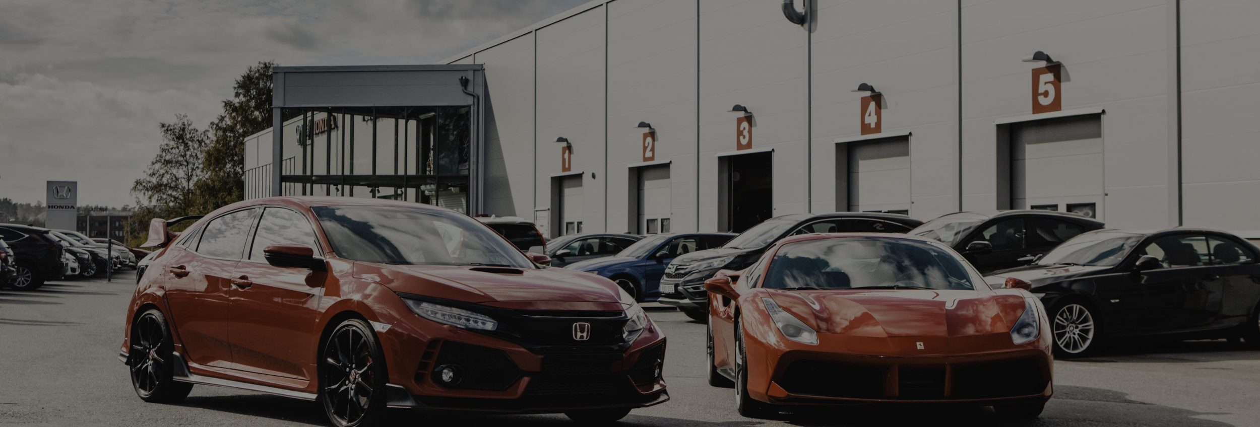 Bilar Fordonsbolaget